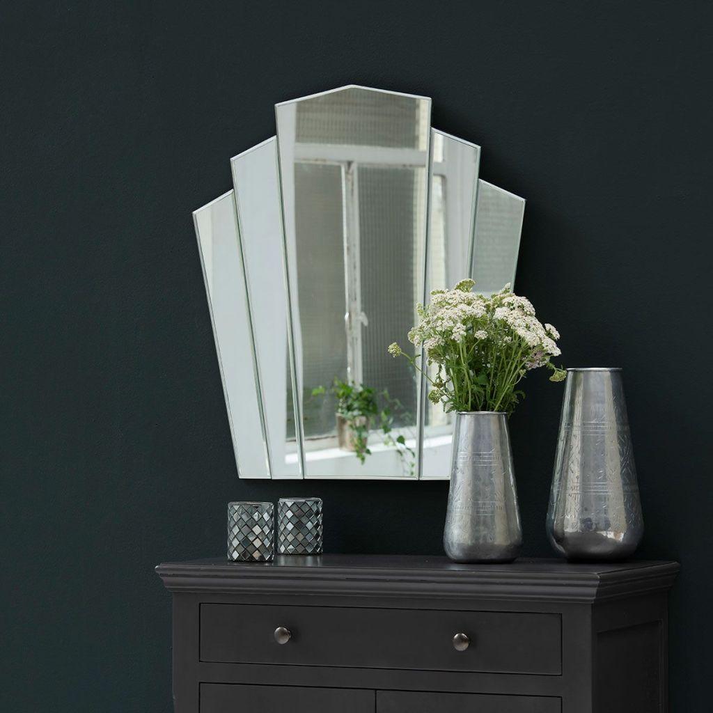 Miroir style Art déco