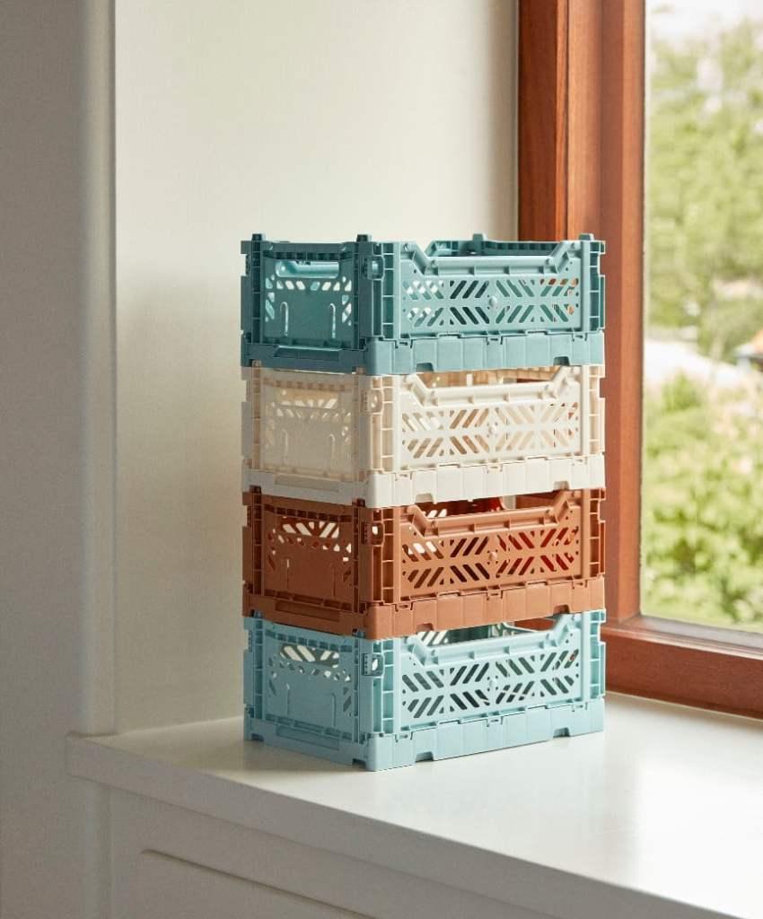 boites de rangement pratiques en plastique