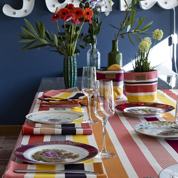 Artiga- Linge de Maison et tissus fabriqués en France - Made in France