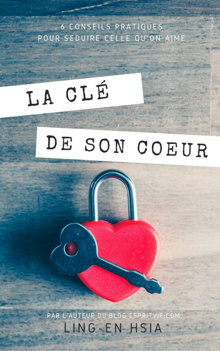 Couverture eBook cle de son coeur