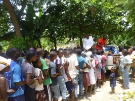 Cholera Distribution 01