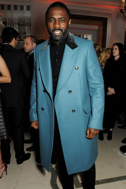 An overcoat is a sartorial stalwart that deserves a spot in all mens' wardrobes, and while black, gray, and navy rightly rule the color palette most of the time, 2016 is the year of the bold statement coat (like this petrol blue number). Just remember: the louder your jacket, the quieter you should keep the rest of your outfit.