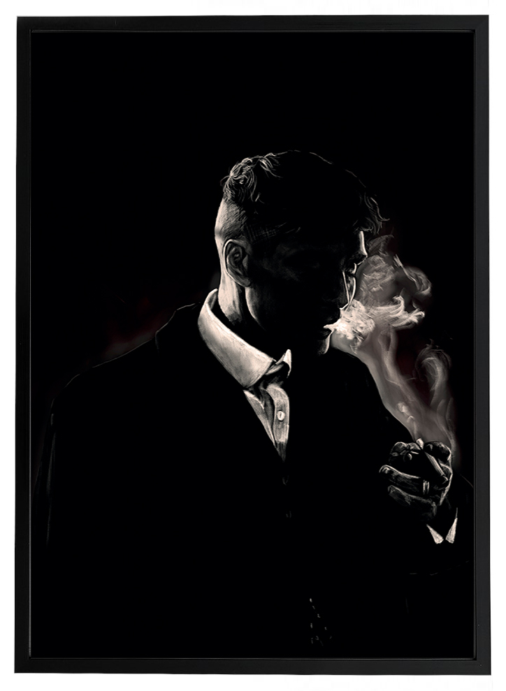 poster thomas shelby peaky blinders
