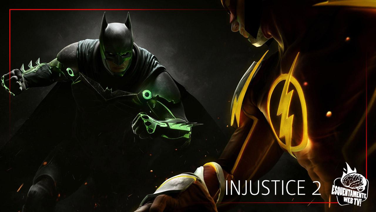 Injustice 2 o trailer