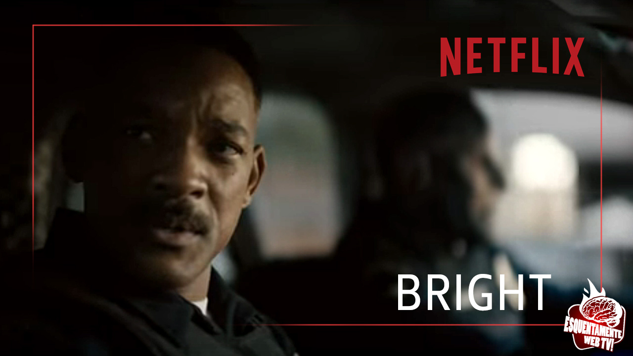 Bright, novo filme da Netflix com Will Smith