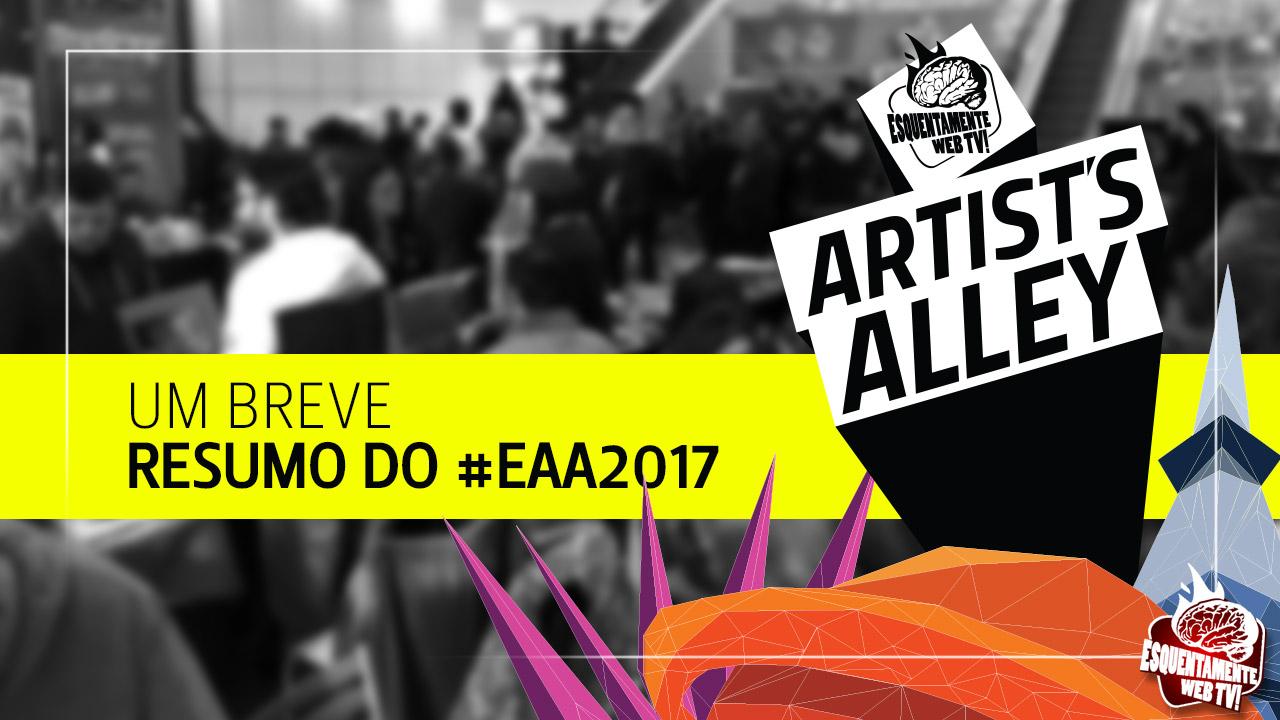 Um resumo do #EAA2017