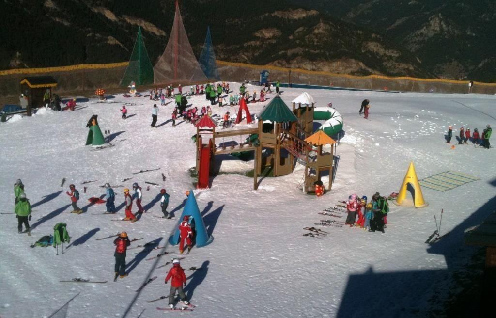 Jardín de Nieve Vallnord Pal