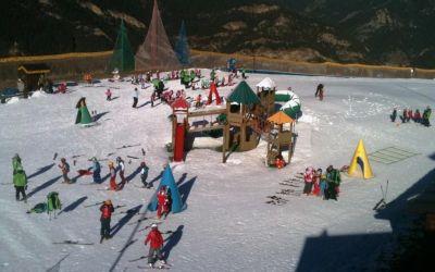Los mejores Jardines de Nieve