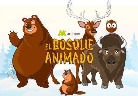 Aramón Bosque Animado