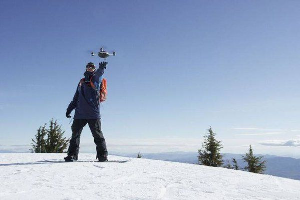 Esquia con tus peques, y ¡Auto-Grábalo!