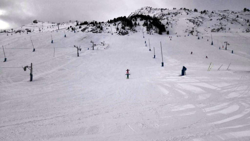 Candanchú Marzo 2016 Esquia Con Peques