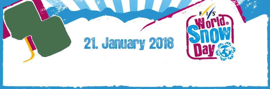 DÍA MUNDIAL DE LA NIEVE 2018 (FIS)