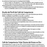 Revista-Tecnica-de-Cafe-Concurso de Barismo Nicaragua 2016 Novena Edicion, UNAN, Matagalpa