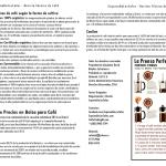 Revista-Tecnica-de-Cafe-Tipos de granos de cafe segun la forma de cultivo Cafe Cultivo 100% Organico, Cafe Cultivo Certificado Organico, Cafe Cultivo Sustentable, Fijacion de Precios en Bolsa para Cafe Cosecha de Brasil. La Prensa Perfecta, Pasos para hacer una extraccion perfecta en Prensa Francesa