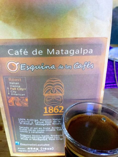 Cafe de Matagalpa 1862