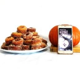 Los doughnuts de calabaza de «Sleepy Hollow» – Esquinas Dobladas