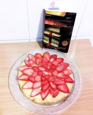 La tarta de frutas con crema de «El cuento número trece»