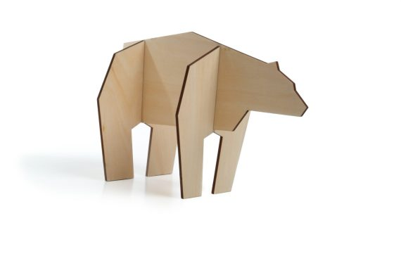 Bear Natural L