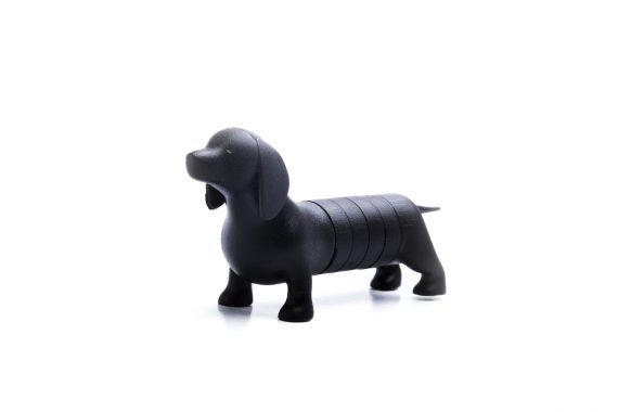 imanes em forma de cão daschsund