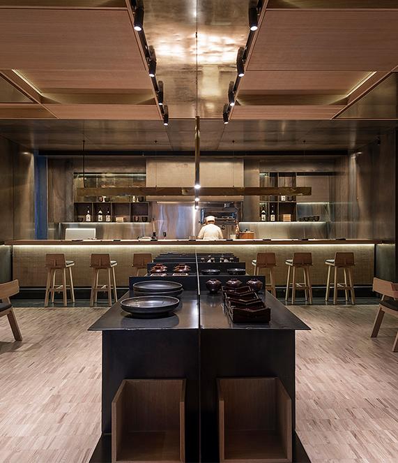 Restaurante Kumoto / CDMX, México / 2018