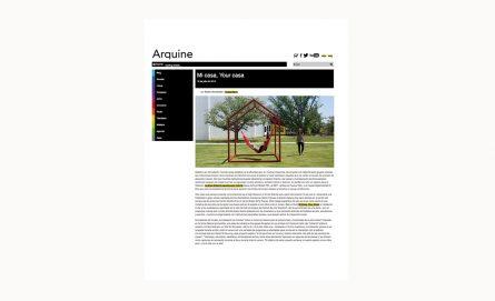 Arquine / 2014