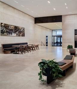 Tishman Speyer Lobbies / USA / 2020