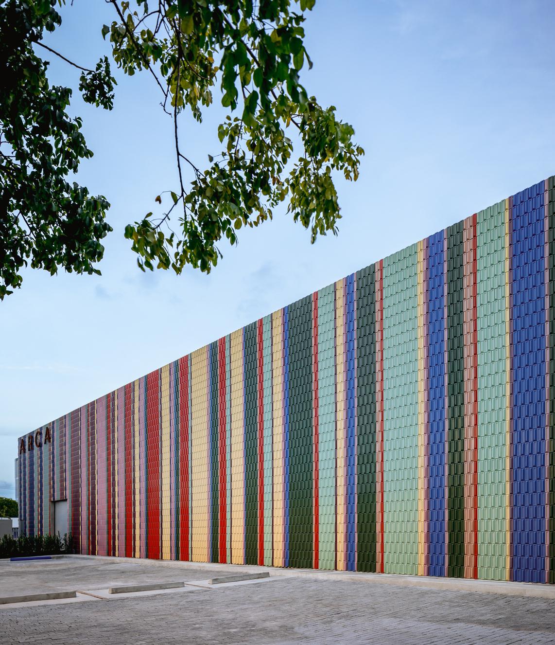 ARCA Wynwood Design Center, Miami, Florida, EUA / 2020