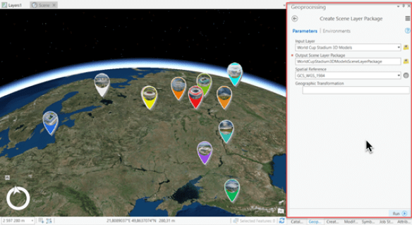 Esri South Africa Blog – Simplifying Decisions, Making a