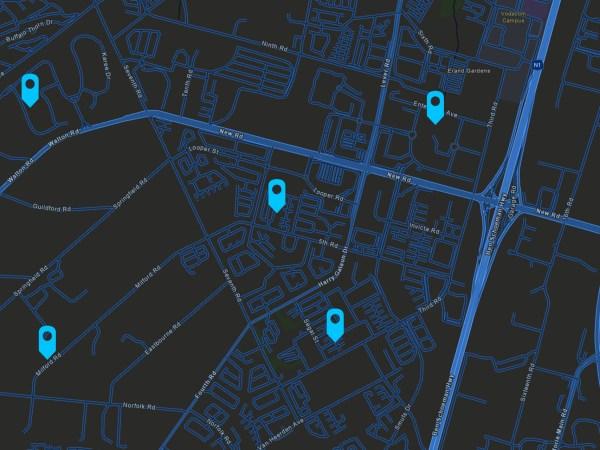 Address Geocoding