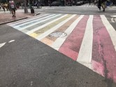 Chelsea crosswalk