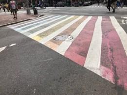 Chelsea crosswalk