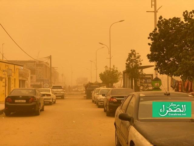 صور من انواكشوط اليوم(المصدر: الصحراء)