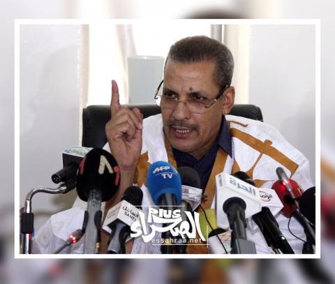 الناطق باسم لجنة التحقيق البرلمانية لمرابط ولد بناهي (المصدر: الصحراء)