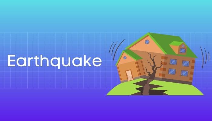 भूकंप हिंदी निबंध - Earthquake Essay in Hindi