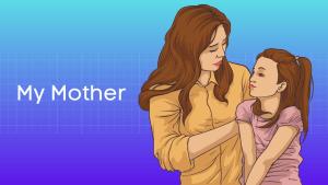 मेरी माँ हिंदी निबंध Essay on My Mother in Hindi