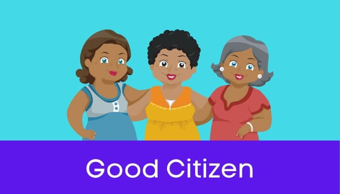 आदर्श नागरिक हिंदी निबंध - Good Citizen Essay in Hindi