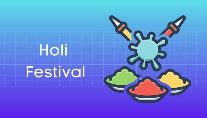 होली का त्योहार हिंदी निबंध - Holi Festival Essay in Hindi
