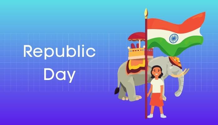 गणतंत्रदिन अथवा २६ जनवरी हिंदी निबंध - Republic Day Essay in Hindi