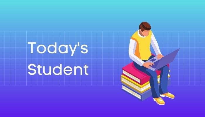 आज का विद्यार्थी हिंदी निबंध - Today's Student Essay in Hindi