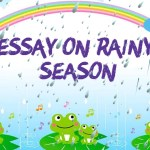 ESSAY ON RAINY SEASON IN ENGLISH 250, 500, AND 1000 + WORDS