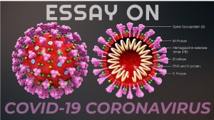 ESSAY ON COVID 19 IN ENGLISH | ESSAY ON CORONAVIRUS IN ENGLISH