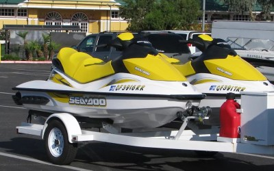 6 Tips to Keep Your Jet Ski Free From Winter Damage