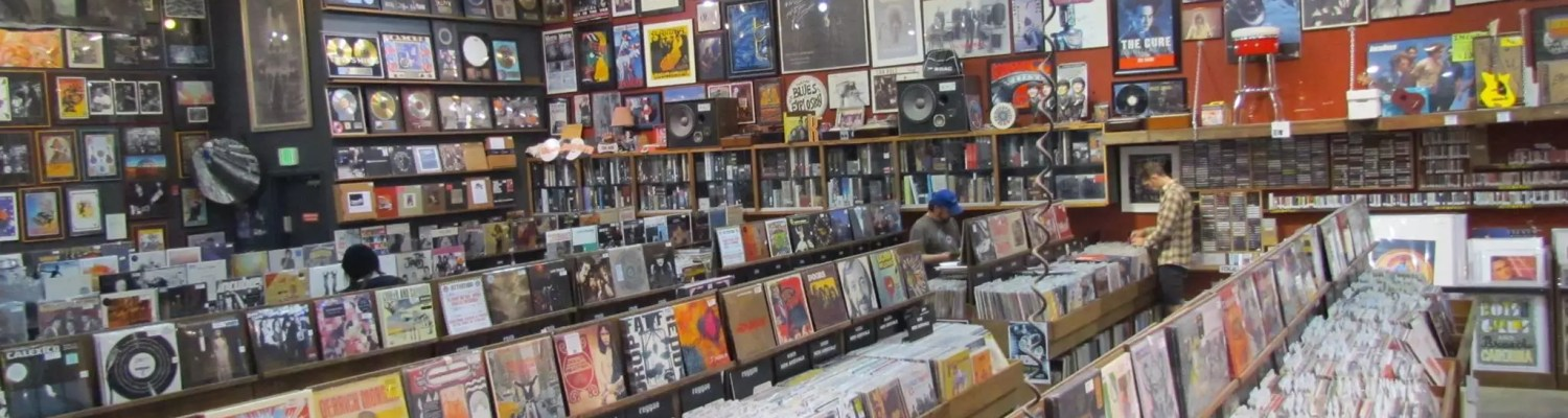 Twist and Shout Records in Denver, CO