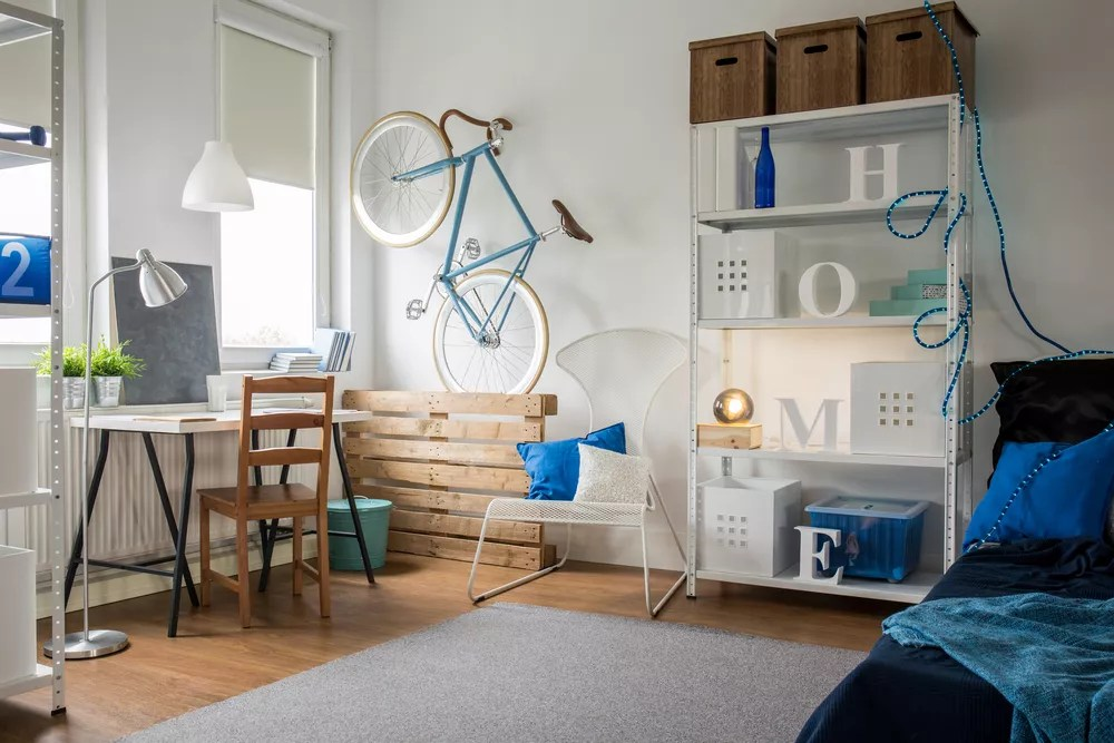 Small studio apartment space & Small Space Living: Tips For Living in Small Homes \u0026 Apartments