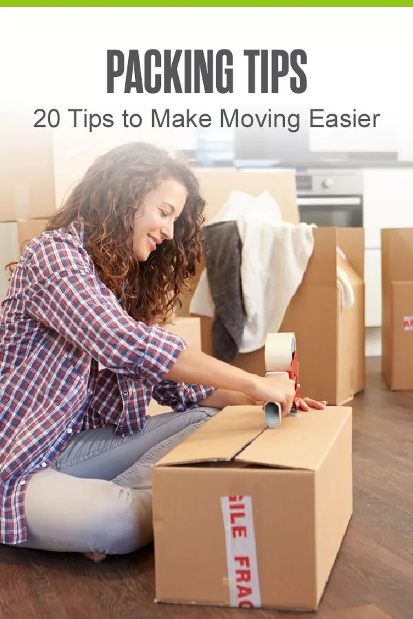 Getting ready to move to a new home? Check out these packing tips and moving hacks to simplify your moving process! via @extraspace