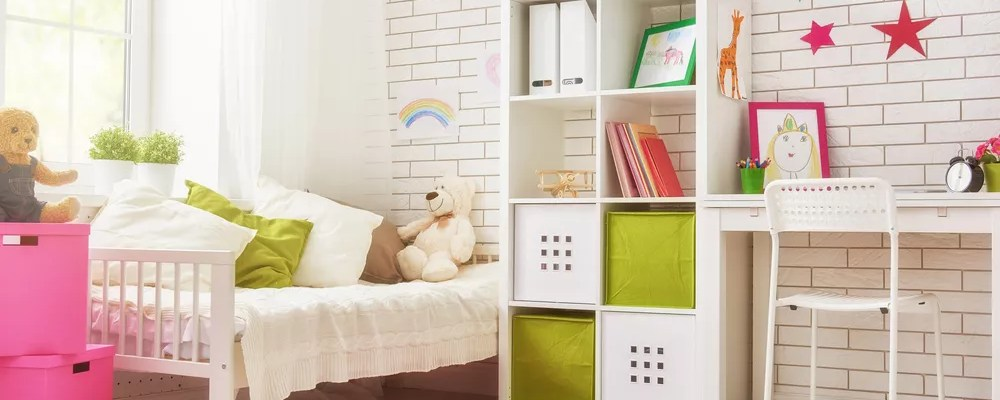 Small Kids Room Ideas How To Organize Get More Space Extra