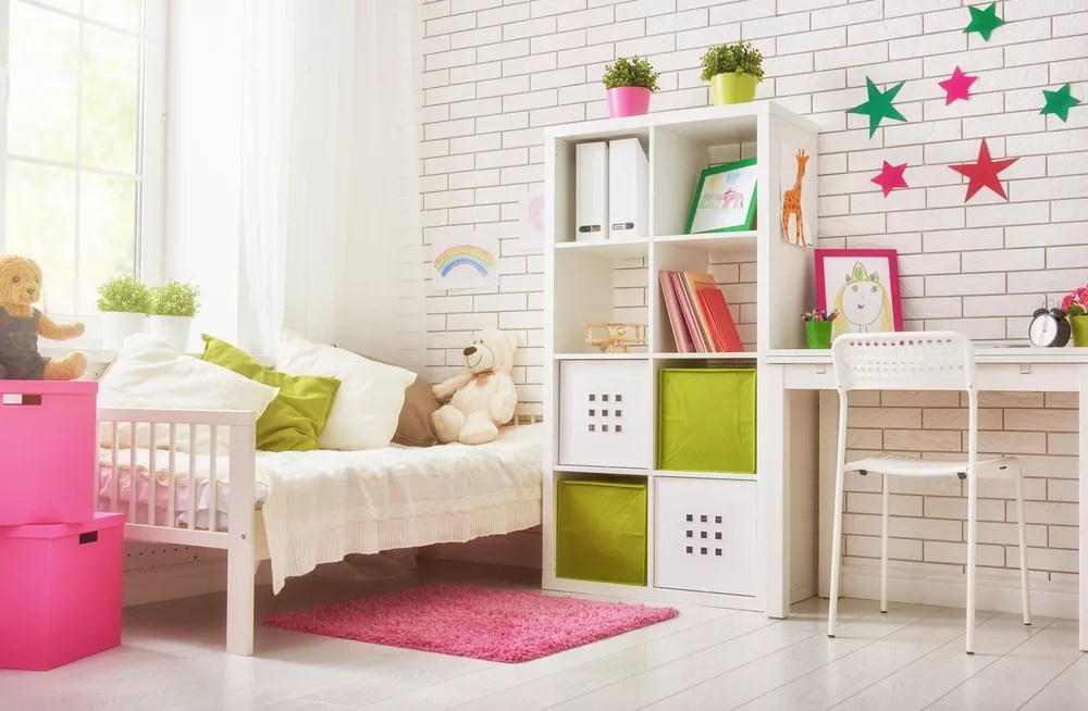 Gentil Small Kids Room Ideas: Tips For Maximizing Space