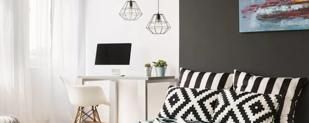 How to Organize Design a Home OfficeGuest Bedroom Extra Space