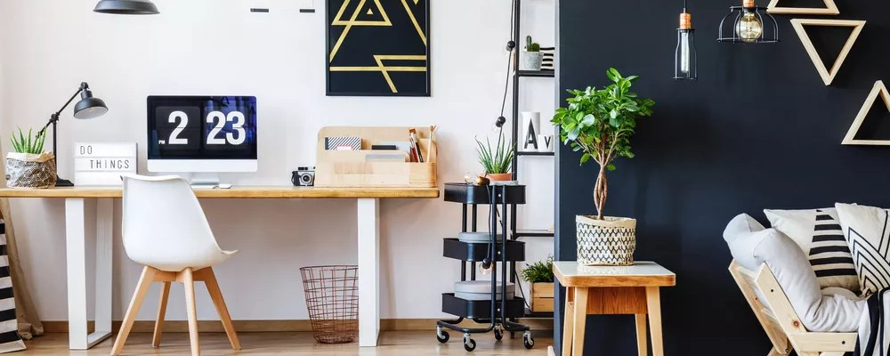 Turn A Spare Room Into Your Dream Home Office DIY Projects
