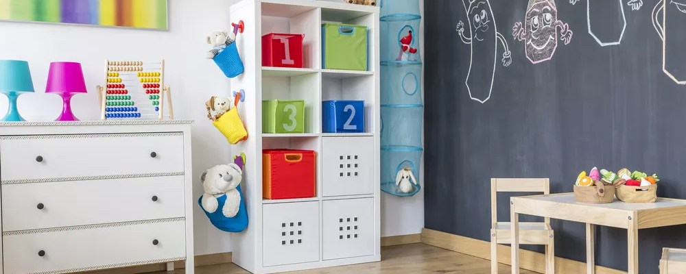 Kids Room Storage Organization Ideas For Toys Clothes More